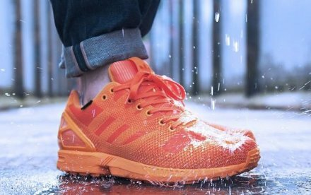 Adidas ZX Flux Gore-Tex [Sneaks of the week]