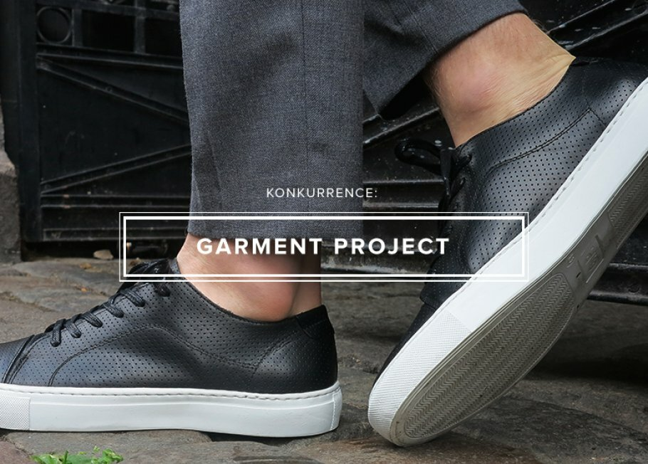 Garment Projects - Tid til et par nye sneaks?
